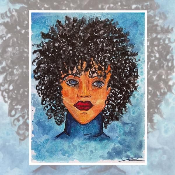 Blue Eyes Beauty (Online-Workshop)