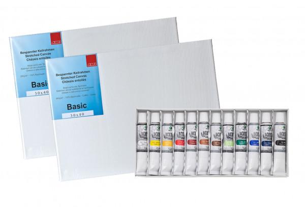 Mini-Set Acryl Basic