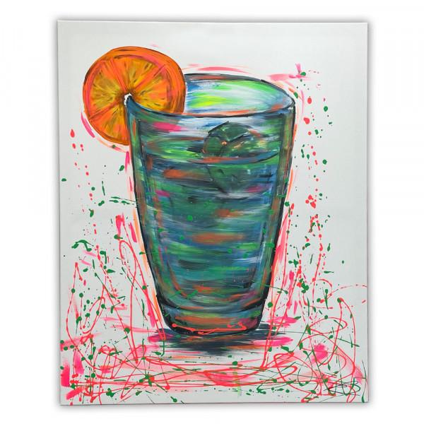 Acrybild Cocktail (Unikat)
